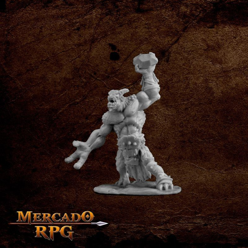 Ice Troll  - Mercado RPG