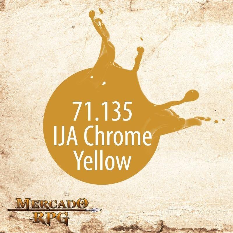 IJA Chrome Yellow 71.135  - Mercado RPG