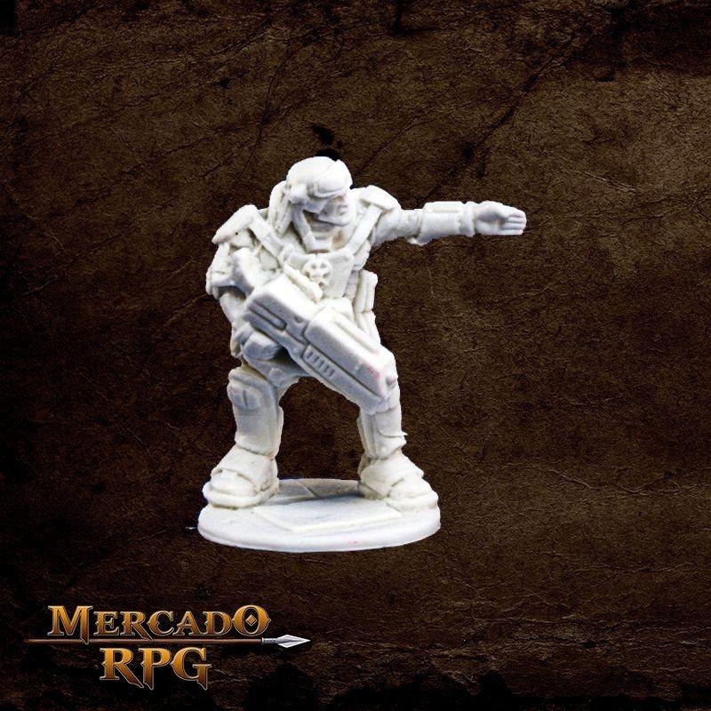 IMEF: Erik Proudfoot  - Mercado RPG