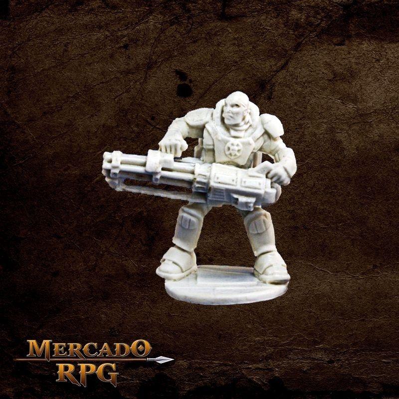 IMEF: Reggie Van Zandt  - Mercado RPG