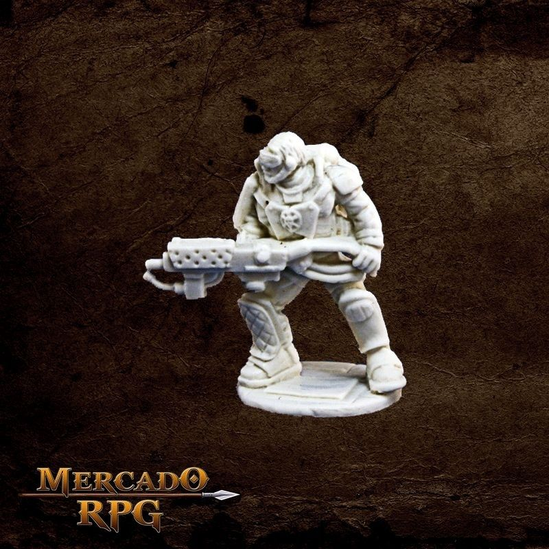 IMEF: Torch McHugh  - Mercado RPG