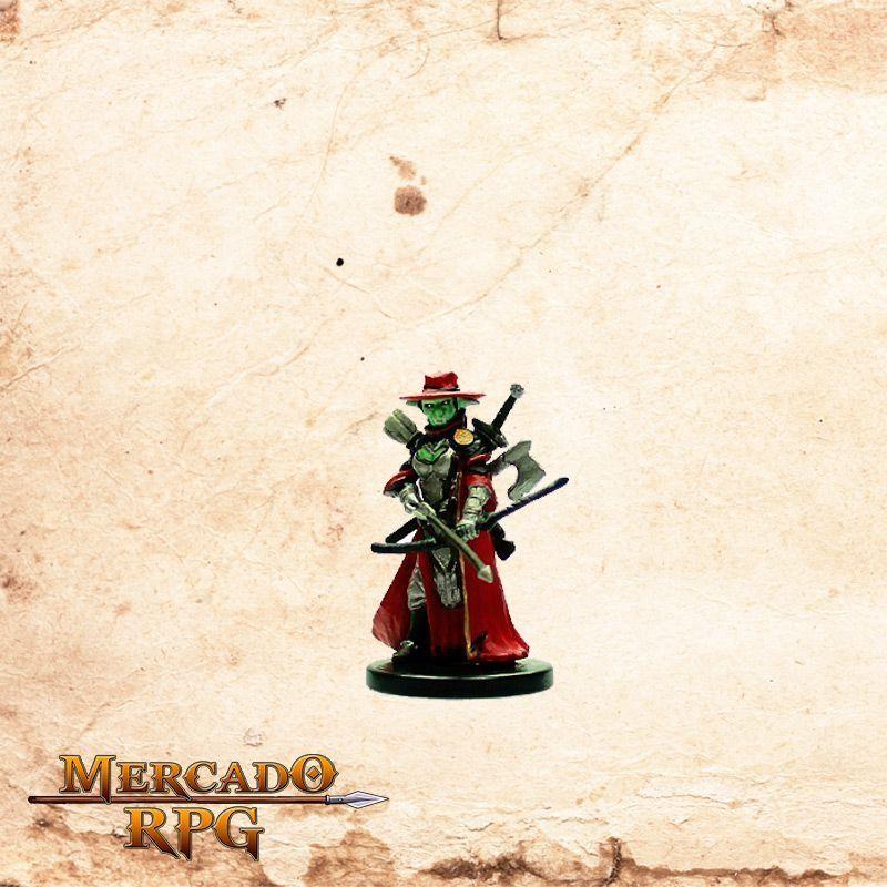 Imrijka, Half-Orc Inquisitor  - Mercado RPG