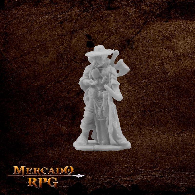 Imrijka, Iconic Inquisitor  - Mercado RPG