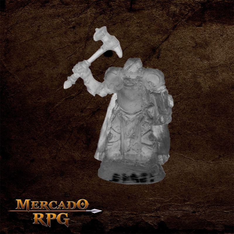 Invisible Cleric - Miniatura RPG Reaper Bones 3