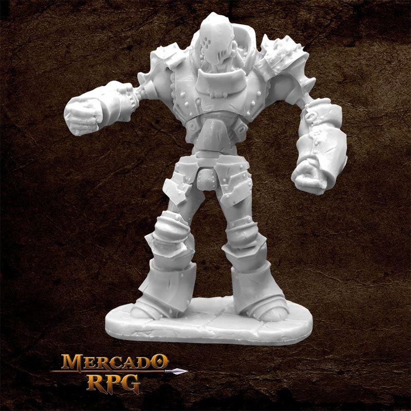 Iron Golem - Miniatura RPG