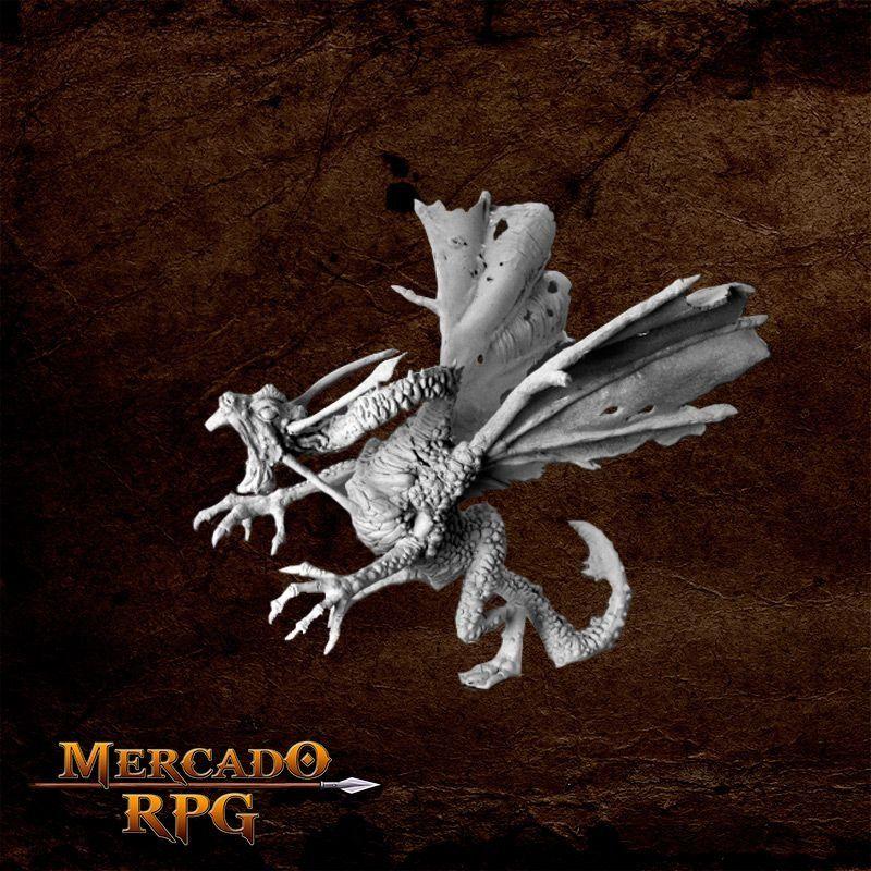Jabberwock - Miniatura RPG Reaper Bones