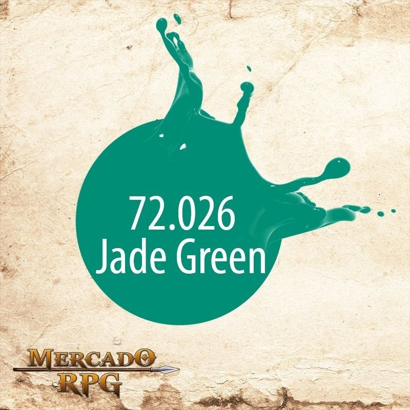 Jade Green 72.026  - Mercado RPG