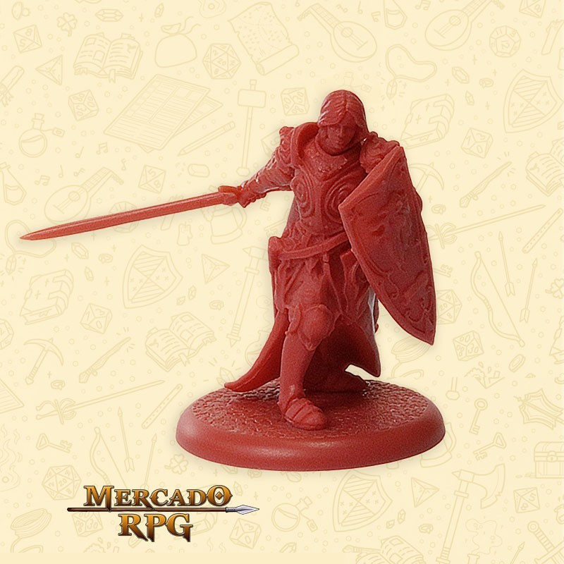Jaime Lannister - Song of Ice and Fire - Miniatura RPG