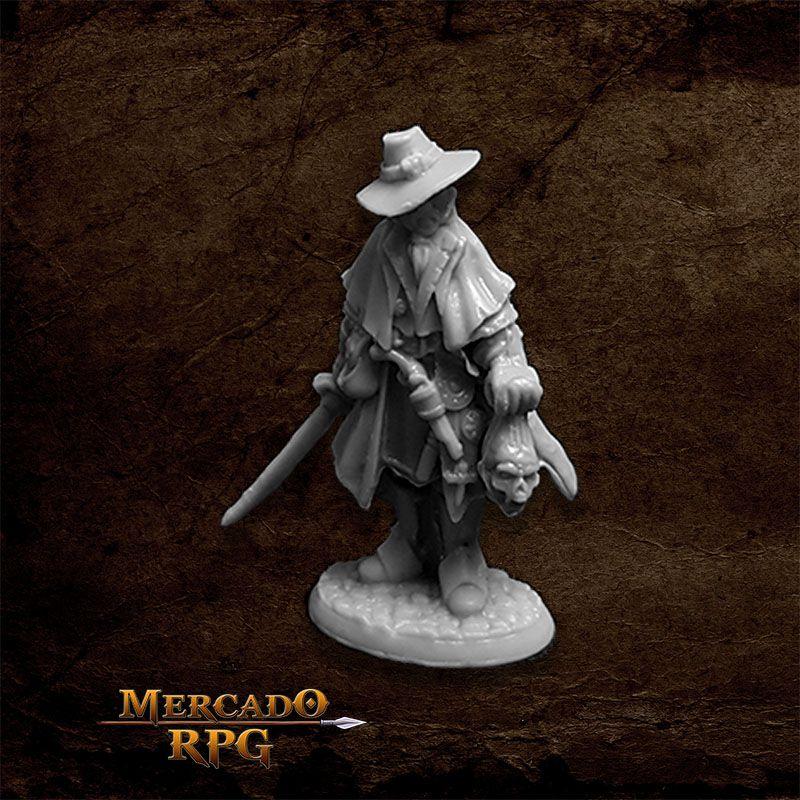 Jakob Knochengard - Miniatura RPG  - Mercado RPG