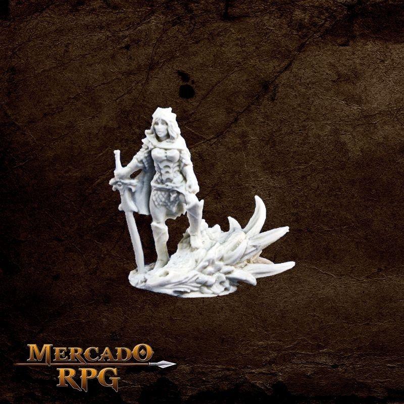 Janan, Female Dragon Slayer  - Mercado RPG