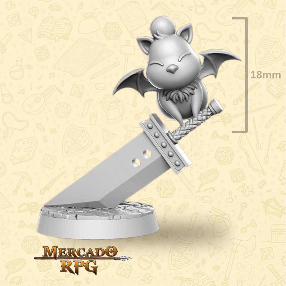 Jayro Batomon Berserker - Miniatura - RPG
