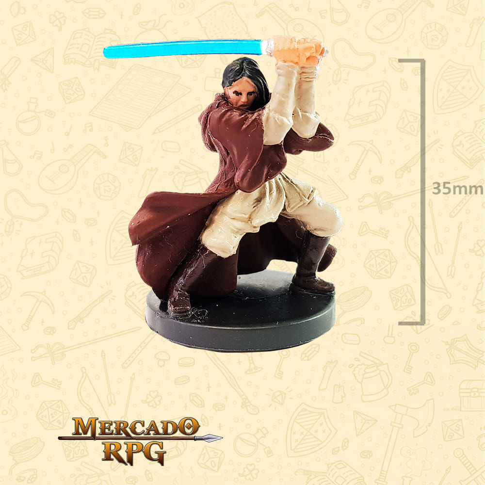 Jedi Watchman - Miniatura D&D - RPG