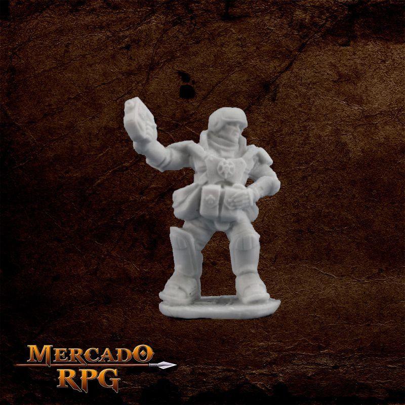 Jigsaw, IMEF Medic  - Mercado RPG