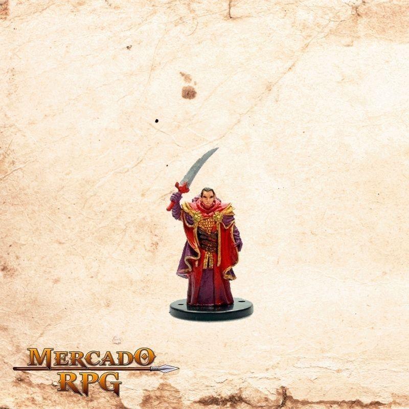 Justice Ironbriar  - Mercado RPG