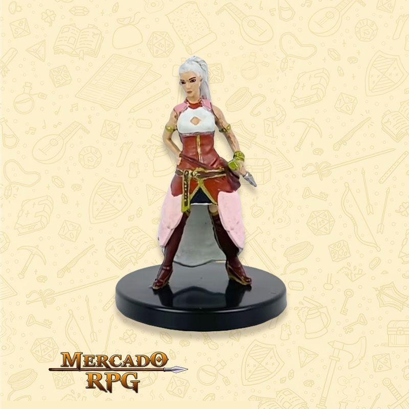 Kalashtar Female - Miniatura RPG