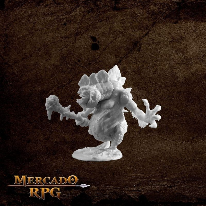 Kallaguk, Troll King - Miniatura RPG