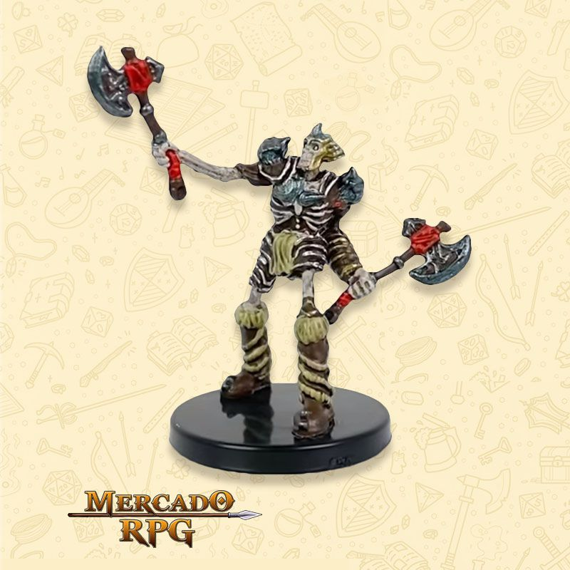 Karnathi Skeleton B - Miniatura RPG