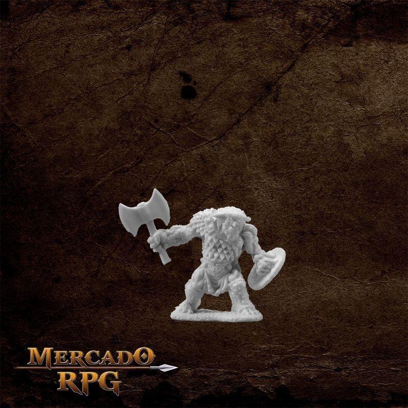 Kegg, Bugbear Axe - Miniatura RPG