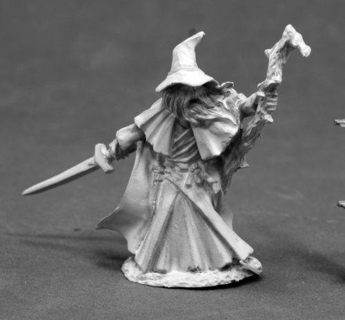Kenrik Thistlemoor, Wizard  - Mercado RPG