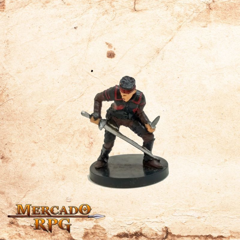 Kerwyn, Human Rogue  - Mercado RPG