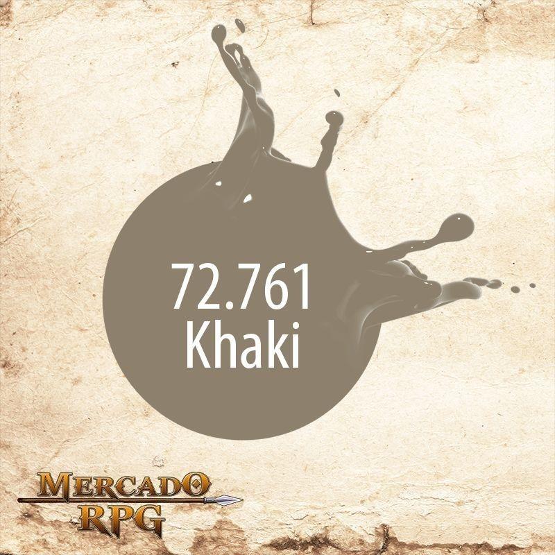 Khaki 72.761  - Mercado RPG