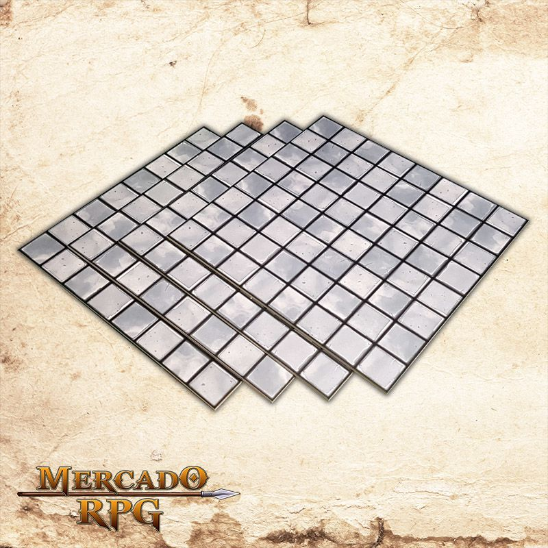 Kid de Grid Riscável B   - Mercado RPG
