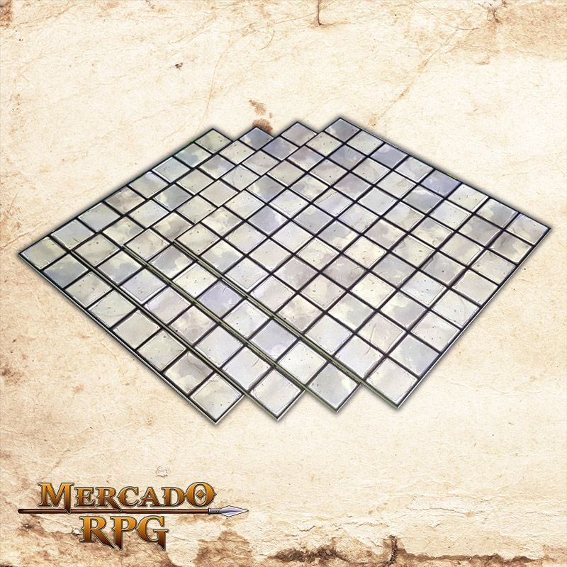 Kid de Grid Riscável C   - Mercado RPG