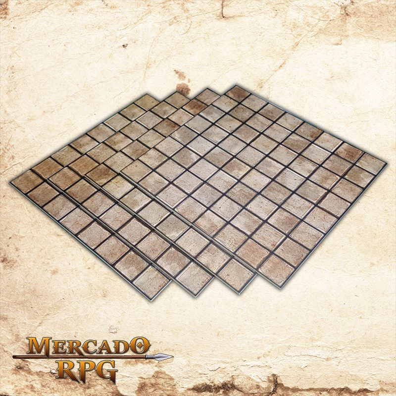 Kid de Grid Riscável D   - Mercado RPG