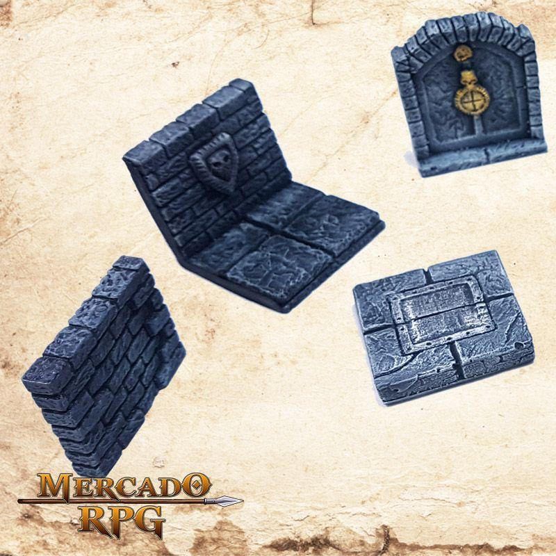 Kit Armadilhas  - Mercado RPG