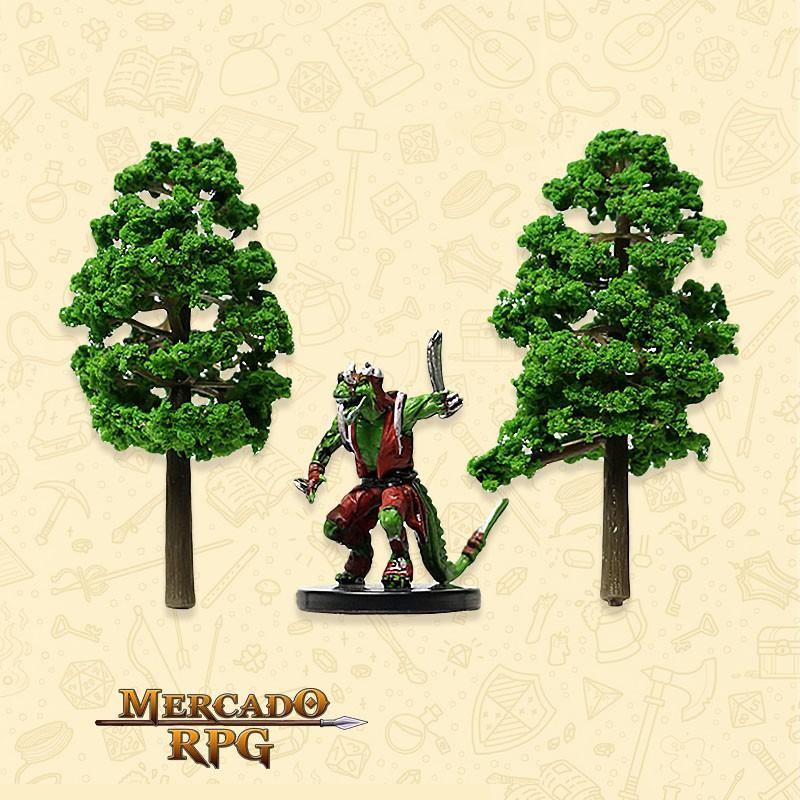 Kit Árvores - RPG  - Mercado RPG