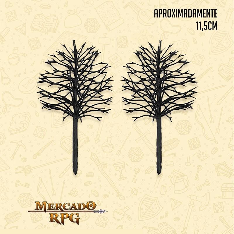 Kit Estrutura para Árvores A - RPG  - Mercado RPG