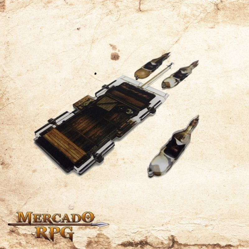 Kit Comboio  - Mercado RPG