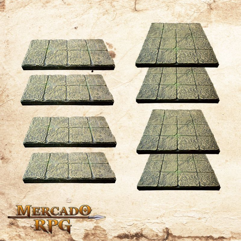 Kit Tiles  - Mercado RPG