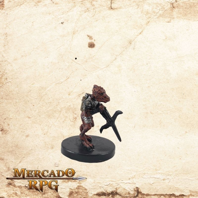 Kobold Archer - Com carta  - Mercado RPG