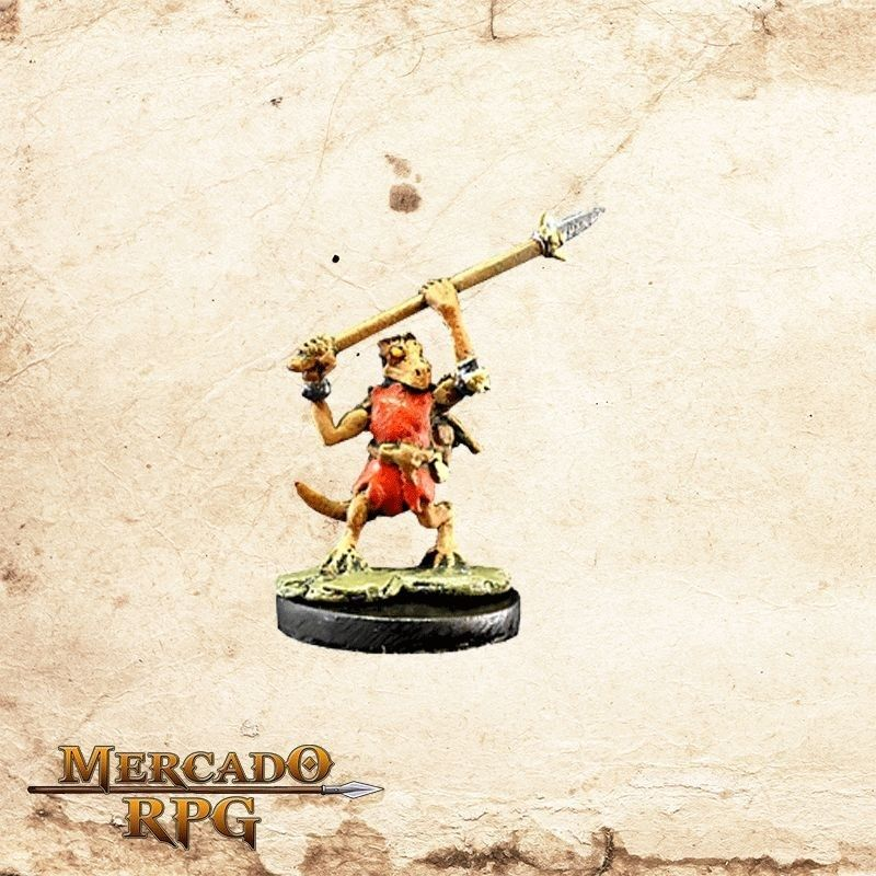 Kobold - Lança  - Mercado RPG
