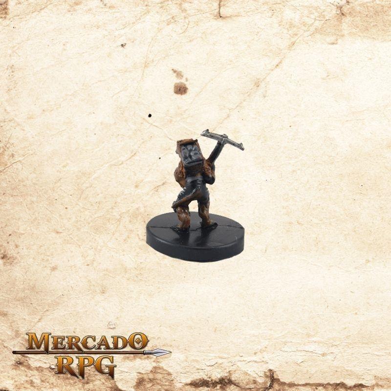 Kobold Miner - Com carta  - Mercado RPG