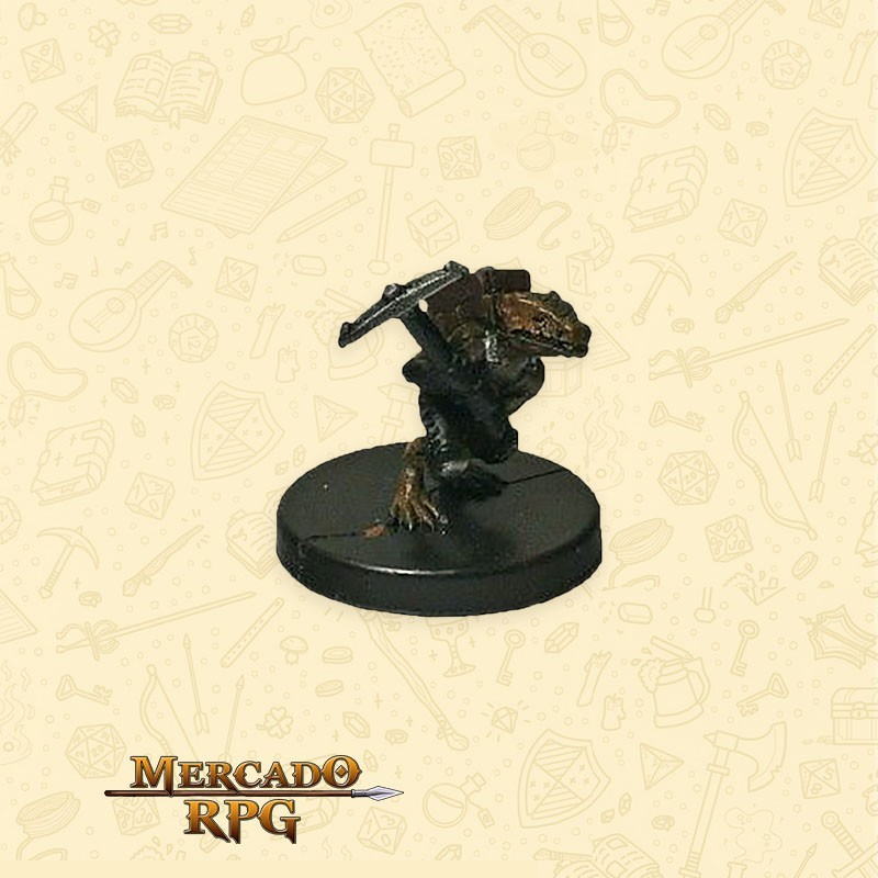 Kobold Miner - Miniatura RPG