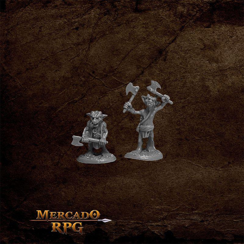 Kobold Mooks A - Miniatura RPG