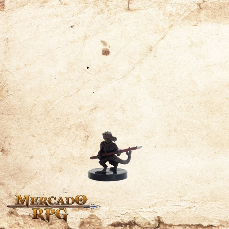 Kobold Soldier - Com carta  - Mercado RPG