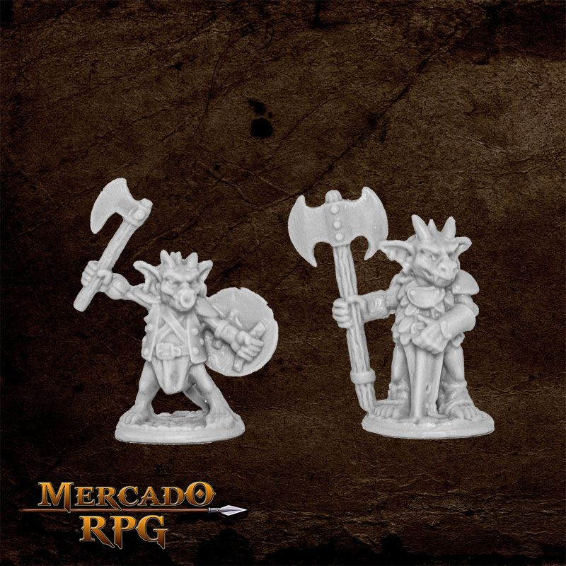 Kobold Warriors