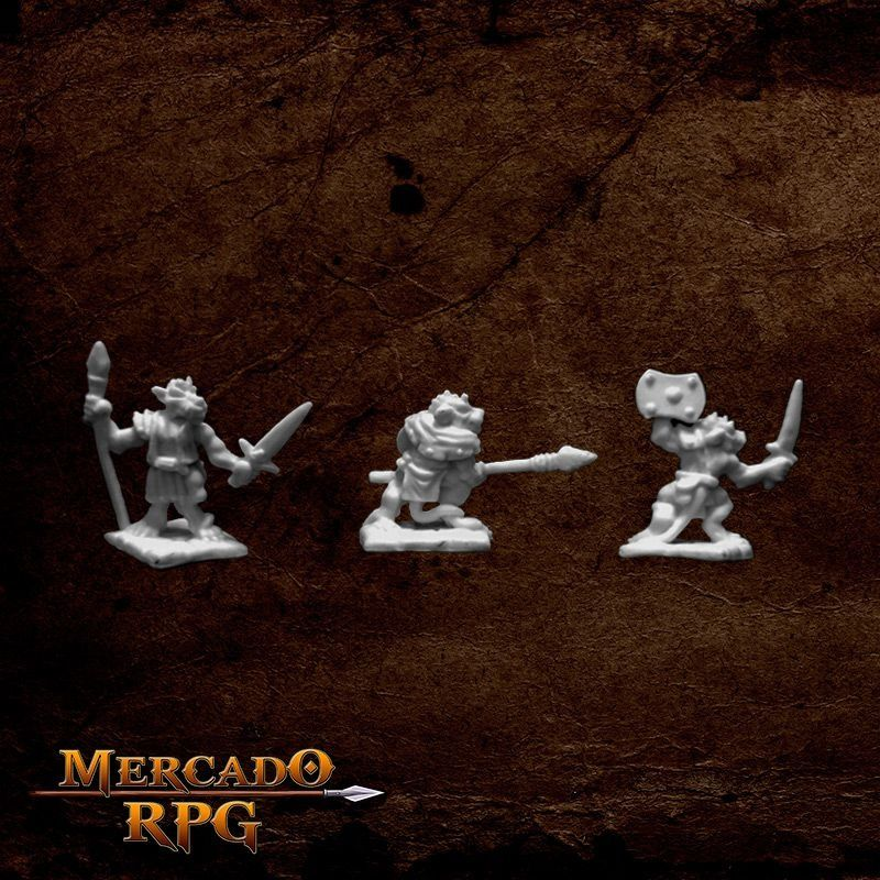 Kobolds (3)  - Mercado RPG