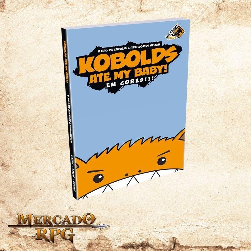 Kobolds Ate My Baby! - Em Português  - Mercado RPG