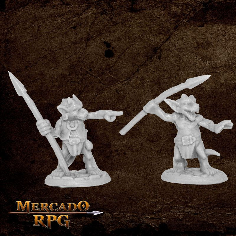 Kobolds Spearmen