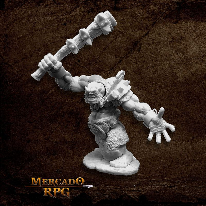 Krug, Hill Giant - Miniatura RPG