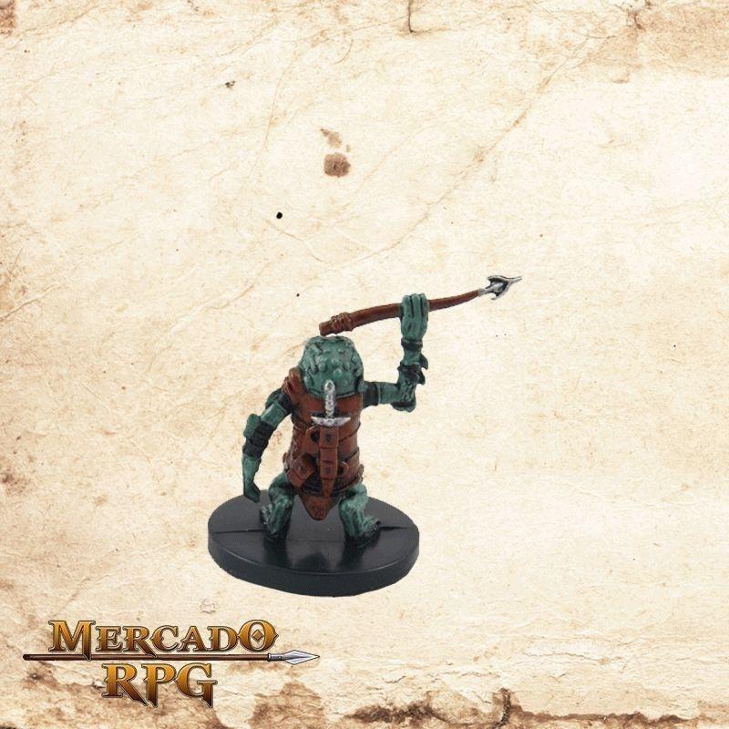 Kuo-Toa Hunter - Com carta  - Mercado RPG