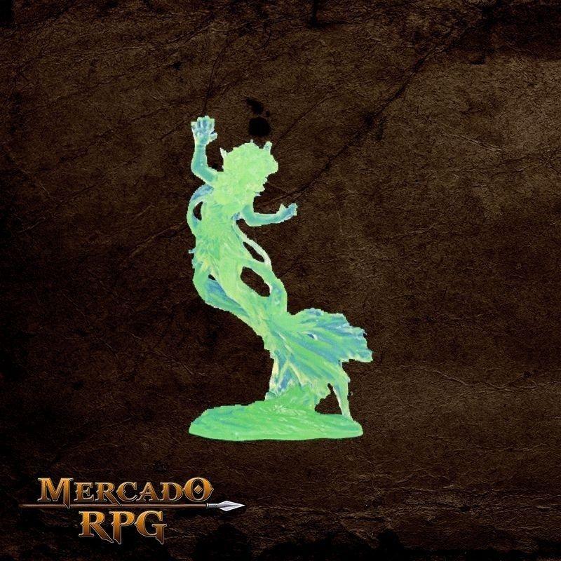 Labella DeMornay, Banshee - Miniatura RPG  - Mercado RPG