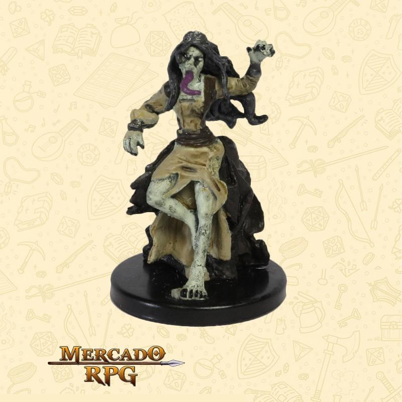 Lady Ghoul - Miniatura D&D - RPG