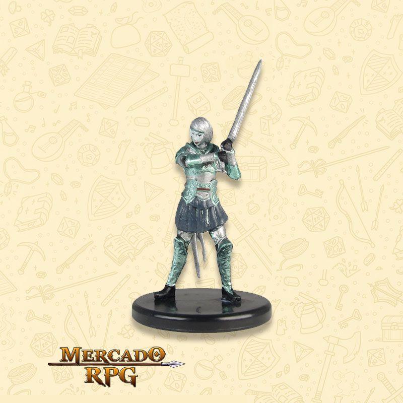 Laeral Silverhand - Miniatura RPG  - Mercado RPG