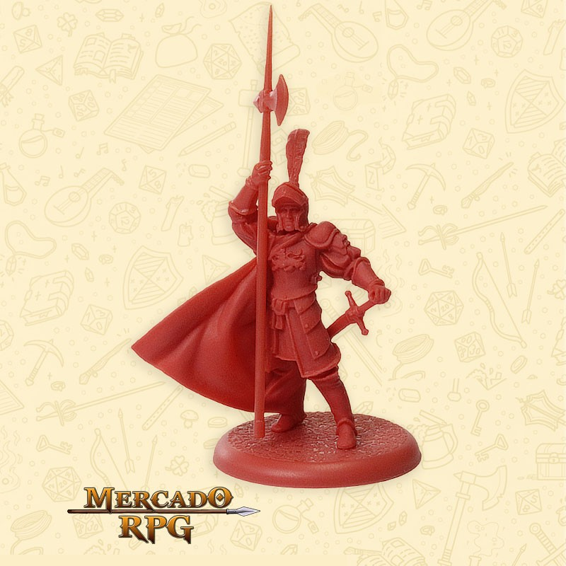Lannister Assault Veteran  - Miniatura RPG