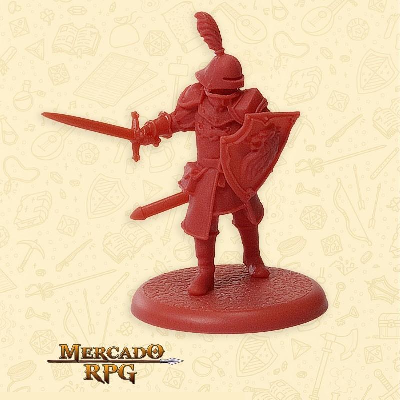 Lannister Guardsmen A - Miniatura RPG